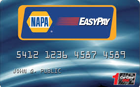 we are also going to be offering an instant credit through the napa corporation call easy pay he said we will also be able to offer gift cards that