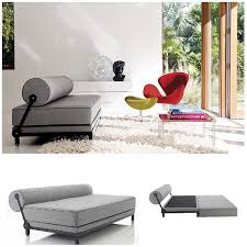 Small Sleeper Sofa with Full Size Mattress