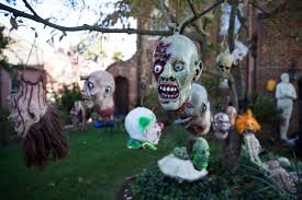 Zombies, Killer Clowns And Severed Heads: For Some, Decorating For Halloween  Is A Scary Pleasure | WAMU ?