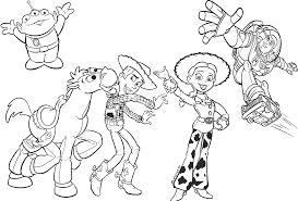 Toy Story Printable Coloring Pages Disney Coloring Bookllll L
