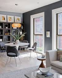 Living Room And Dining Room Colors 25 Elegant And Exquisite Gray Dining Room Ideas
