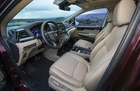 2018 Honda Odyssey Trim Level Comparison