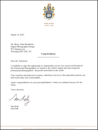 Congratulation Letter In Business Filename Chrysler Affilites
