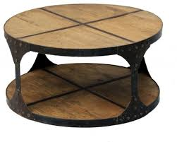 recycled wood industrial coffee tables los angeles round reclaimed wood coffee table round