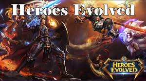 heroes evolved the closest app to dota i can find is it any