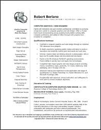 Resume Samples For Job Qualifications Examples For Resume Sample