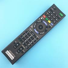sony tv remote rm yd005. remote control suitable for sony tv lcd tv 3d led smart rm-yd018 and more rm yd005