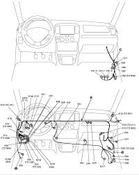 suzuki xl7 every wiring diagram i can for a 2003 suzuki graphic