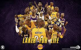 los angeles lakers images los angeles lakers kobe bryant laker for life hd wallpaper and background photos