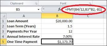 amortization function excel best excel tutorial how to calculate amortization