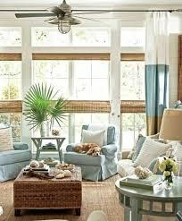 Themed Living Room Beach Themed Living Room With Dark Furniture Orange Microfiber