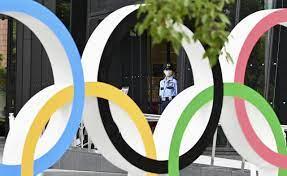Tokyo police arrest four Olympics ...