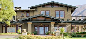 exterior house color combination. craftsman home painted in benjamin moore affinity exterior paint house color combination