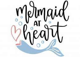 In free cut files svg on march 13, 2018. Mermaid At Heart Mermaid Quotes Cricut Free Svg