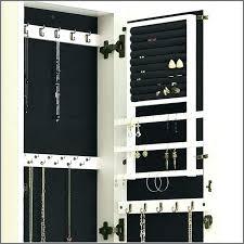 wall mounted jewelry organizer jewelry rack wall mount wall mount jewelry organizer metal home design ideas