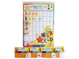 How To Do A Reward Chart I Can Do It Reward Chart Supplemental Pack Bundle Behavior Chore School And Blanks