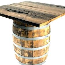 whiskey barrel coffee table barrel table and chairs whiskey barrel chair and table wine barrel ends