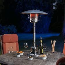 lfs805 sirocco 4kw gas table top patio