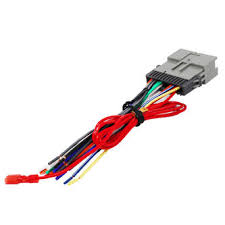 upstart components replacement radio wiring harness for 2002 upstart components replacement radio wiring harness for 2002 chevrolet express 3500 base extended cargo van 3 door 5 7l car stereo connector