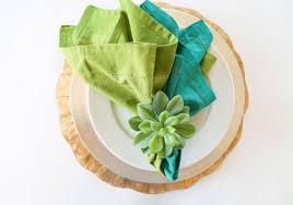Pliage 2 serviettes papier couleur differente facile inspiré. Pliage Serviette En Tissu Ou Papier 40 Idees Deco