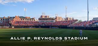 Tcu Baseball Field Seating Chart Allie P Reynolds Stadium Oklahoma State University Athletics
