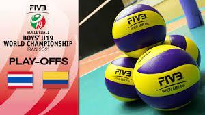 THA vs. COL - Full Match   Play Offs 13-16   Boys U19 World Champs 2021 -  YouTube