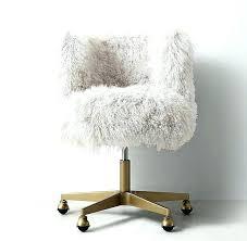 white fur chair fuzzy desk chair white fuzzy chair white furry desk white fuzzy erfly chair covers