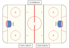 playing inline hockey   waihi miners inline hockey clubhockey rink diagram