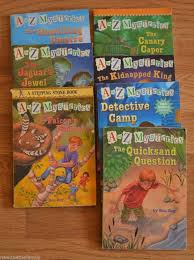 Image result for a to z mystery book list