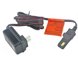 jeeps power wheels service center charger for 12 volt battery gray or orange top