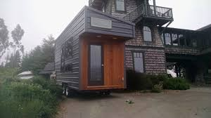 Small Picture Perfect Tiny Modern House On Wheels A 250 Square Feet Design