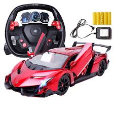 beautiful remote control car children s toy car car model drift remote control car lamborghini poison one