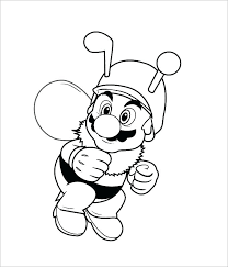 Mario Brothers Coloring Pages Super Brothers Coloring Pages Brothers