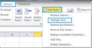 how to quickly convert change text to