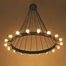 edison style lighting fixtures.  Fixtures Ceiling Lights Edison Light Industrial Loft Flush Mount In Bare  Bulb Wrought Iron Style Throughout Lighting Fixtures