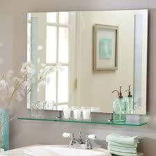 bathroom mirror chrome. Plain Bathroom Mirrors Chrome 24 Mirror A