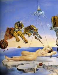 Metamorphosis Of Narcissus, Salvador Dali