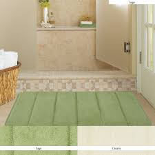 mohawk home memory foam bath rug sage green bathroom rugs interesting pertaining to 19