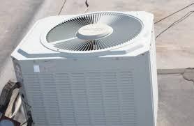 trane xe1000 trane xe1000 outside fan not working