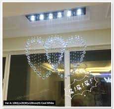 crystal ceiling light a5083 simple modern style