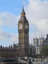10 most famous architecture buildings. Clocks 10 Most Famous Architecture Buildings