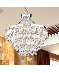 indoor 5 light luxury crystal chandelier 5 light chrome luxury crystal teardrop chandelier indoor 5 light