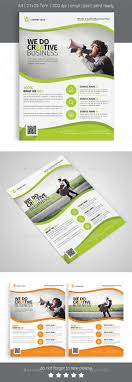 best images about template flyers creative a4 corporate business flyer template vol 01
