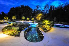 custom landscape lighting ideas. Koi Pond Lighting Ideas. View In Gallery Ideas P Custom Landscape B