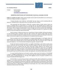 cover letter for press release job cover letter marketing plks tk