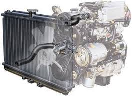 Image result for engine radiator