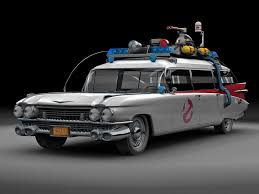 Millers Auto S Ghostbusters Dr Who And Ambulance On Pinterest