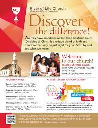 ad sample identity resources christian church disciples of christ