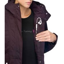 the north face women s winter solstice jacket aw14 baroque purple allweathers