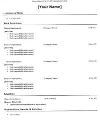 Modern Resume Building Worksheet Picture Collection Resume Ideas